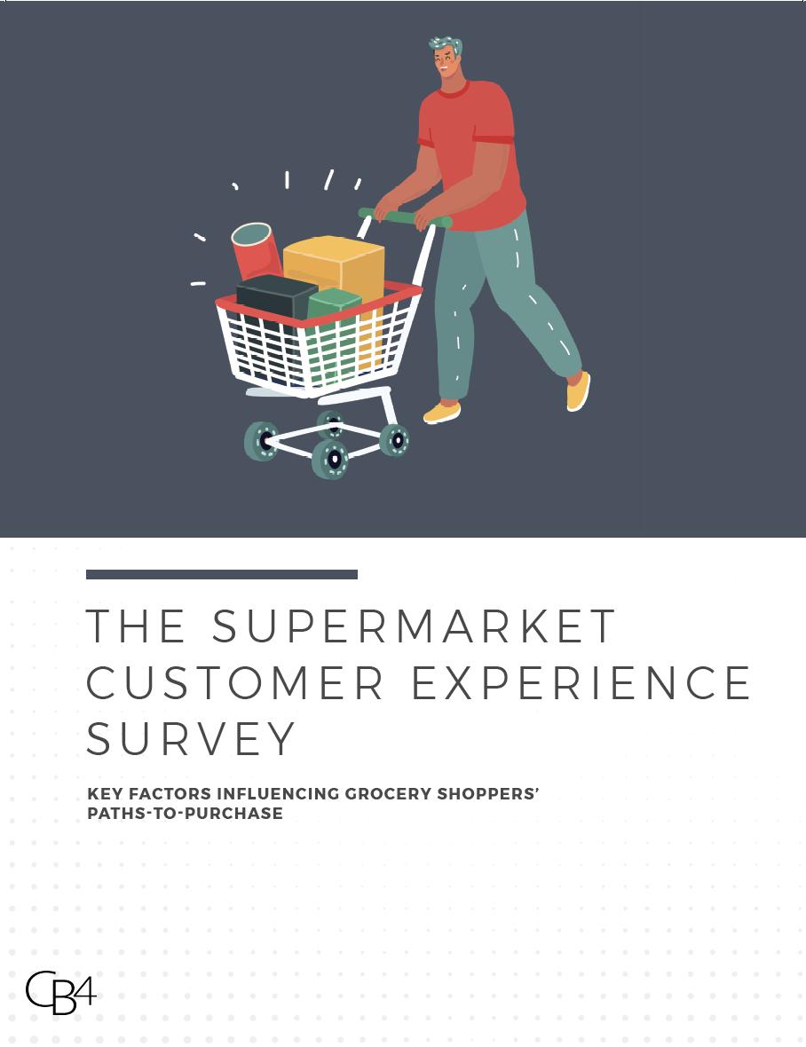 supermarket customer experience survey